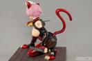 レチェリー フェアリーテイルフィギュア ヴィランズ vol.02 暗殺者のチェシャ猫 ハートレッドメイドver. 画像 フィギュア 29