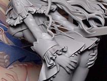 【WF2014夏】「T2 ART☆GIRLS 銀の車輪の騎士姫 アリアンロッド」など DRAGON Toy(ドラゴントイ)ブース新作フィギュア特集