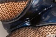 アミエ・グラン 一騎当千 集鍔闘士血風録 関羽雲長 バニーver.ベアトップ フィギュア 画像 28