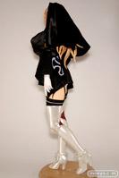 エイプラス フィギュア 画像 キャストオフ クイーンズブレイド リベリオン 異端審問官 シギィ 2PカラーVer. 30