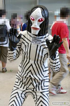 ワンダーフェスティバル 2014[夏] コスプレ スパイダーマン スパロウ セルティ 我那覇響 ダダ 08