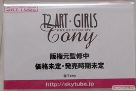 ワンダーフェスティバル 2014[夏] フィギュア 画像 スカイチューブ T2ART GIRLS Tony 12
