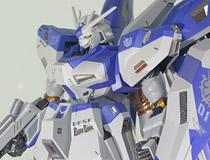 「キャラホビ2014」会場で参考出展!バンダイ「METAL ROBOT魂 Hi-νガンダム」 新作フィギュア彩色サンプル画像レビュー