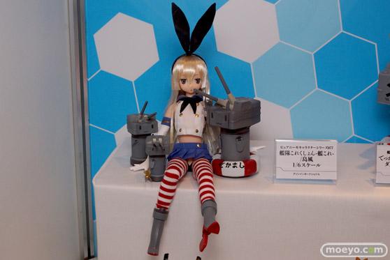 キャラホビ2014 イベント 画像 レビュー フィギュア 艦これ AGP 愛宕 高雄 22