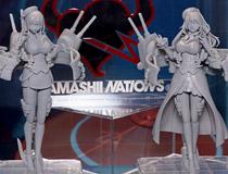 【キャラホビ2014速報】バンダイブースで「AGP 愛宕/高雄」が公開!ほか、艦これ系新作アイテム特集