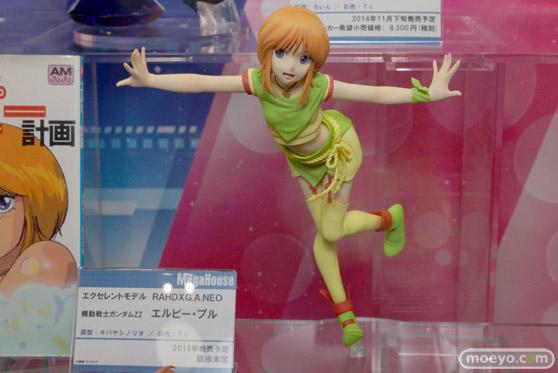 キャラホビ2014 イベント 画像 レビュー フィギュア エルピー・プル はるかさん 美少女 01