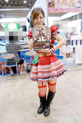 キャラホビ2014 コスプレ イベント コンパニオン 画像 写真 レポート 魔法少女☆セイレーン 12