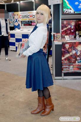 キャラホビ2014 コスプレ イベント コンパニオン 画像 写真 レポート KADOKAWA 18