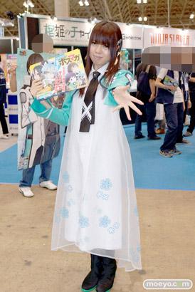 キャラホビ2014 コスプレ イベント コンパニオン 画像 写真 レポート KADOKAWA 22