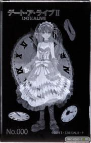 デート・ア・ライブⅡ 狂三 プレミアムクリスタル(シリアルナンバー入り) 画像 レビュー LEXACT 02