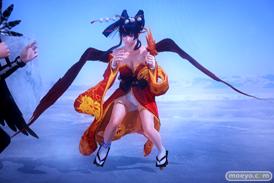DEAD OR ALIVE 5 Ultimate 女天狗 コス パンツ エロ キャラ 11