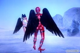 DEAD OR ALIVE 5 Ultimate 女天狗 コス パンツ エロ キャラ 25