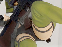 【WF2014夏】私以外の奴に撃たれたら許さないからね。コトブキヤ「ソードアート・オンラインII シノン -Phantom Bullet-」 新作フィギュア彩色サンプル画像レビュー