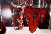 東京ゲームショウ2014 カプコン バンダイ モンスターハンター×超合金 コラボレーションプロジェクト 画像 フィギュア レビュー カトキハジメ 07