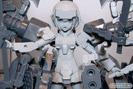 2014 第54回 全日本模型ホビーショー 画像 サンプル レビュー フィギュア コトブキヤ フレームアームズ・ガール 轟雷 プラモデル 07