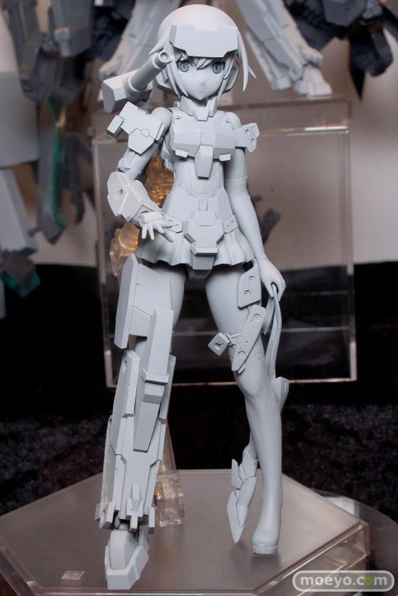 2014 第54回 全日本模型ホビーショー 画像 サンプル レビュー フィギュア コトブキヤ フレームアームズ・ガール 轟雷 プラモデル 08