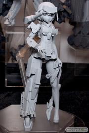 2014 第54回 全日本模型ホビーショー 画像 サンプル レビュー フィギュア コトブキヤ フレームアームズ・ガール 轟雷 プラモデル 09