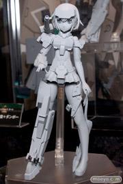 2014 第54回 全日本模型ホビーショー 画像 サンプル レビュー フィギュア コトブキヤ フレームアームズ・ガール 轟雷 プラモデル 10