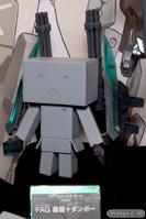 2014 第54回 全日本模型ホビーショー 画像 サンプル レビュー フィギュア コトブキヤ フレームアームズ・ガール 轟雷 プラモデル 17