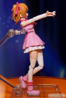 2014 第54回 全日本模型ホビーショー 画像 サンプル レビュー フィギュア バンダイ S.H.Figuarts 高坂穂乃果 フィギュアーツ 04