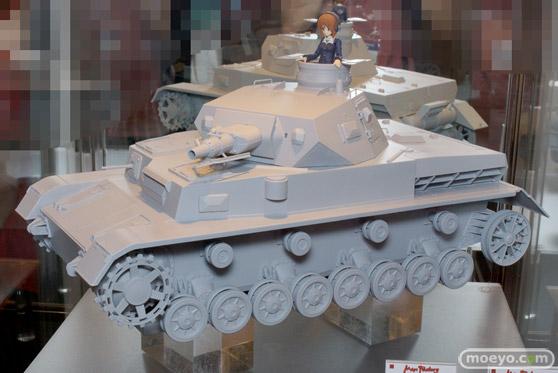 2014 第54回 全日本模型ホビーショー 画像 サンプル レビュー フィギュア マックスファクトリー figma vehicles ガールズ&パンツァー Ⅳ号戦車 01