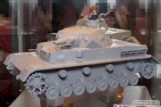 2014 第54回 全日本模型ホビーショー 画像 サンプル レビュー フィギュア マックスファクトリー figma vehicles ガールズ&パンツァー Ⅳ号戦車 04