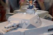 2014 第54回 全日本模型ホビーショー 画像 サンプル レビュー フィギュア マックスファクトリー figma vehicles ガールズ&パンツァー Ⅳ号戦車 06