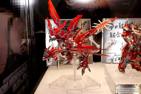 2014 第54回 全日本模型ホビーショー 画像 サンプル レビュー フィギュア バンダイ 超合金 モンスターハンター G級変形リオレウス 02