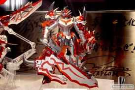 2014 第54回 全日本模型ホビーショー 画像 サンプル レビュー フィギュア バンダイ 超合金 モンスターハンター G級変形リオレウス 06