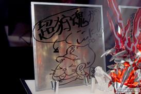 2014 第54回 全日本模型ホビーショー 画像 サンプル レビュー フィギュア バンダイ 超合金 モンスターハンター G級変形リオレウス 08