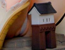 【WF2014夏】守りもばっちり!!しらさぎちゃんって呼んでね!! マックスファクトリー「戦国武将姫 MURAMASA 姫路城」 新作フィギュア彩色サンプル画像レビュー