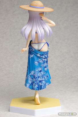 2014 第54回 全日本模型ホビーショー 画像 フィギュア サンプル レビュー ウェーブ BEACH QUEENS 夜明け前より瑠璃色な フィーナ・ファム・アーシュライト 12
