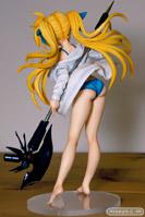 アクアマリン 画像 サンプル レビュー フィギュア 魔法少女リリカルなのは The MOVIE 2nd A's フェイト・テスタロッサ 水着パーカーstyle 05