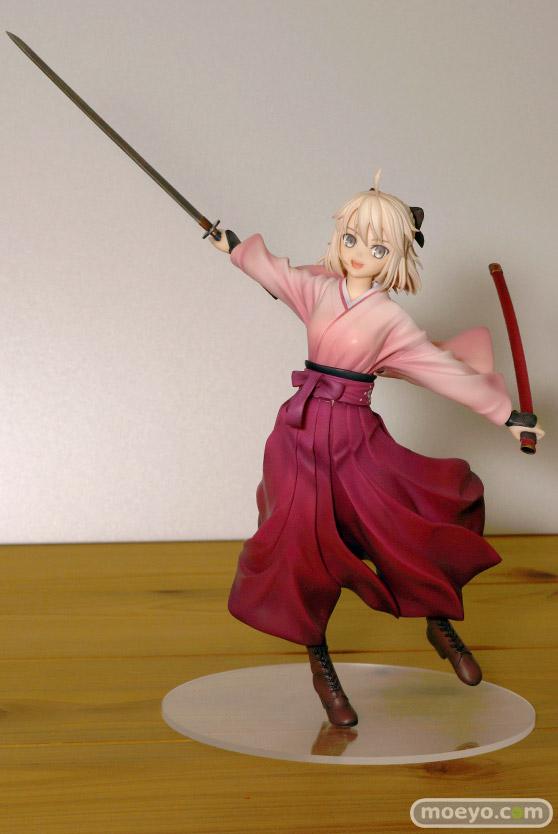グッドスマイルカンパニー 画像 サンプル フィギュア レビュー コハエースEX 桜セイバー 01