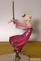 グッドスマイルカンパニー 画像 サンプル フィギュア レビュー コハエースEX 桜セイバー 03