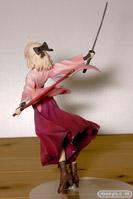 グッドスマイルカンパニー 画像 サンプル フィギュア レビュー コハエースEX 桜セイバー 06