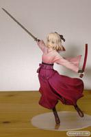グッドスマイルカンパニー 画像 サンプル フィギュア レビュー コハエースEX 桜セイバー 08