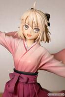 グッドスマイルカンパニー 画像 サンプル フィギュア レビュー コハエースEX 桜セイバー 09