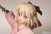 グッドスマイルカンパニー 画像 サンプル フィギュア レビュー コハエースEX 桜セイバー 11