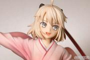グッドスマイルカンパニー 画像 サンプル フィギュア レビュー コハエースEX 桜セイバー 12