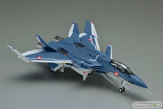 アルカディア 1/60 完全変形VF-0D フェニックス 工藤シン搭乗機 画像 フィギュア サンプル レビュー 01