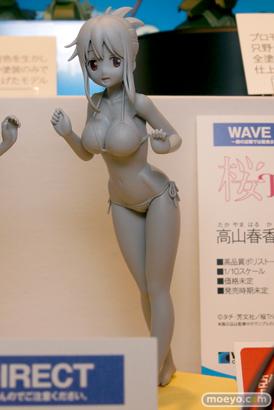 2014 第54回 全日本模型ホビーショー 画像 サンプル レビュー フィギュア ウェーブ BEACH QUEENS PREMIUM 桜Trick(さくらトリック) 高山春香 02