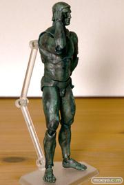 フリーイング figma テーブル美術館 考える人 画像 サンプル レビュー フィギュア 03