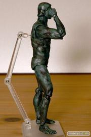 フリーイング figma テーブル美術館 考える人 画像 サンプル レビュー フィギュア 04