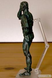 フリーイング figma テーブル美術館 考える人 画像 サンプル レビュー フィギュア 08