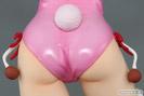 プラム ロウきゅーぶ!SS 袴田ひなた -うさぎさんver- 画像 フィギュア サンプル レビュー PVC 15