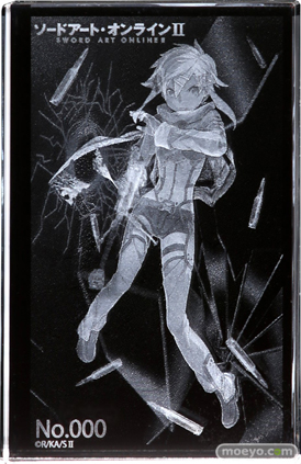 ソードアート・オンラインII シノン プレミアムクリスタル LEXACT 画像 サンプル レビュー 03