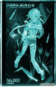 ソードアート・オンラインII シノン プレミアムクリスタル LEXACT 画像 サンプル レビュー 04