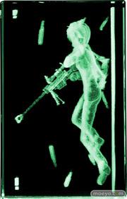 ソードアート・オンラインII シノン プレミアムクリスタル LEXACT 画像 サンプル レビュー 06