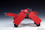 攻殻機動隊ARISE GHOST IN THE SHELL ロジコマ 1/24 プラモデル ウェーブ 画像 レビュー サンプル 赤い 03
